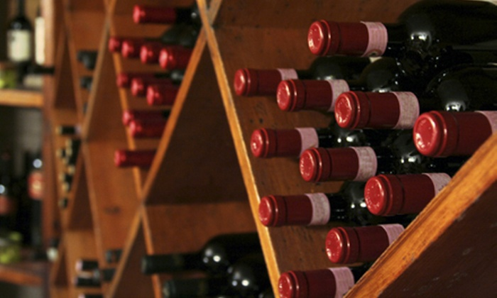 Borrelli Cellars - City Centre: $99 for Wine-Making Experience Including 60 Mini Bottles of Wine at Borrelli Cellars ($204.95 Value)