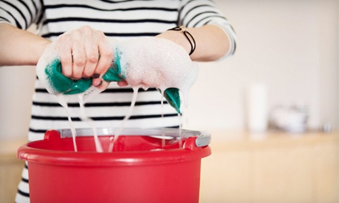 Lilly Sparkling Cleaning - San Francisco: One or Three Housecleaning Sessions Lasting Two Hours from Lilly Sparkling Cleaning (Up to 63% Off)