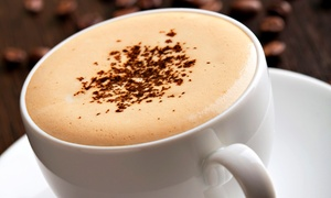 Our Daily Brew: $12 for $20 Worth or Coffee, Tea, and Baked Goods  at Our Daily Brew