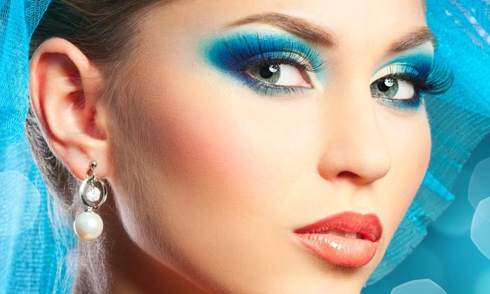 City Eyebrow Threading Salon - Chelsea: Eyelash Extensions at City Eyebrow Threading Salon (Up to 52% Off). Three Options Available.