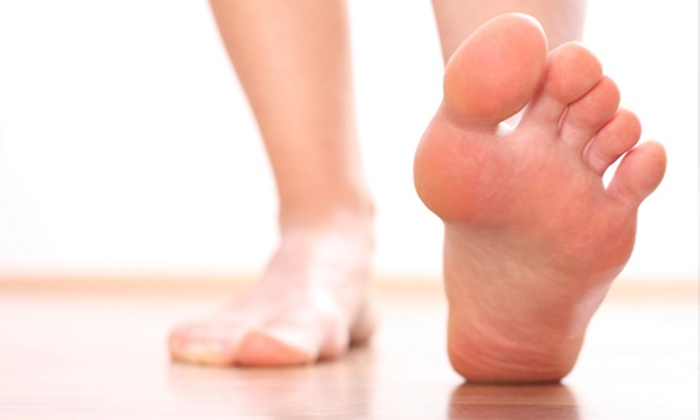 The Foot and Ankle Institute of San Francisco - Downtown: Laser Nail-Fungus Removal for One or Both Feet at The Foot and Ankle Institute of San Francisco (Up to 68% Off)
