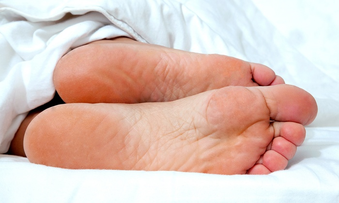 A Beautiful Foot - Multiple Locations: Toe-Fungus Removal on One or Two Feet at A Beautiful Foot (Up to 71% Off)