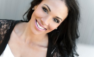 Dash Smiles: Basic or Professional LED Teeth Whitening Treatment at Dash Smiles (Up to 75% Off)