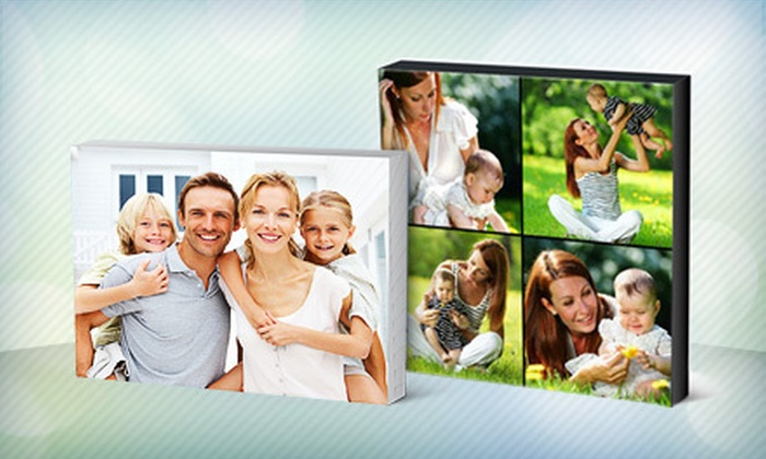 CanvasWorld.com: Custom Photo-Canvas Prints from CanvasWorld.com (Up to 56% Off). Two Options Available.