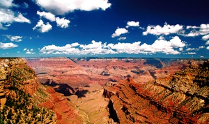 Grand Canyon Tour & Travel: $94 for a Full-Day Bus Tour of the Grand Canyon's South Rim from Grand Canyon Tour & Travel ($179.99 Value)