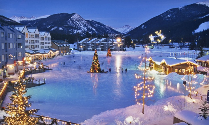 Lakeside Village Condominiums - Keystone, CO: Four-Night Stay at Lakeside Village Condominiums in Keystone, CO
