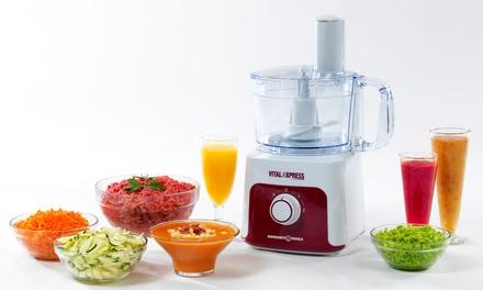 Robot blender multifonctions Gourmet Tools Vital Express 8 en 1