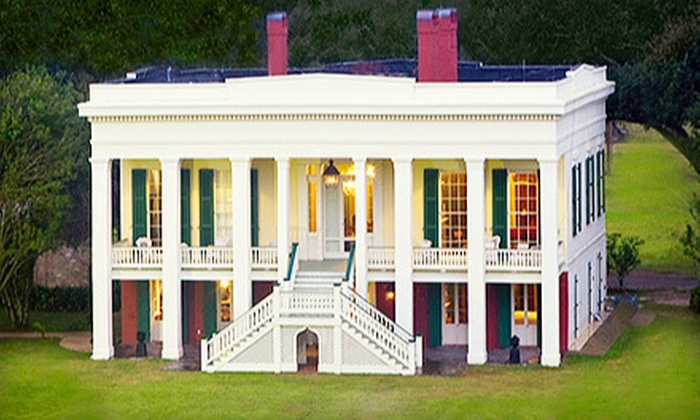 Bocage Plantation - South Bluebonnet - Nicholson: Historic Tour for Two or Four at Bocage Plantation in Darrow (Up to Half Off)