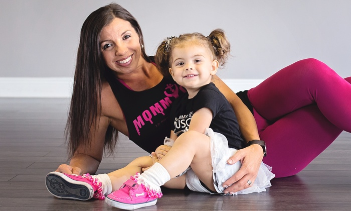 Mommycise Fitness - Multiple Locations: 10 Mommycise Fitness or Yoga Classes or One Unlimited Month at Mommycise Fitness          (Up to 70% Off)