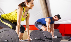 CrossFit Cartel: Four-Week Beginner CrossFit Program for One ($29) or Two People ($39) at CrossFit Cartel, Mitchell (Up to $240 Value)