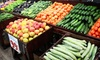 Rossman Farms Fruits & Vegetables - Rossman Farms Fruits & Vegetables: One or Two Groupons, Each Good for $20 Worth of Groceries from Rossman Farms (40% Off)