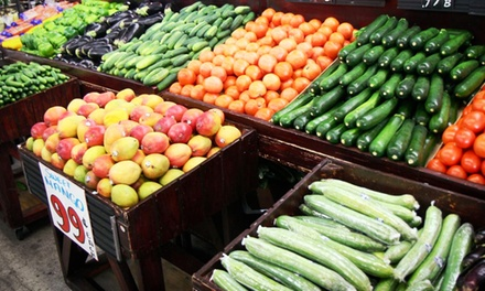 Farm-Fresh Produce at Rossman Farms (Up to 42% Off). Two Options Available.