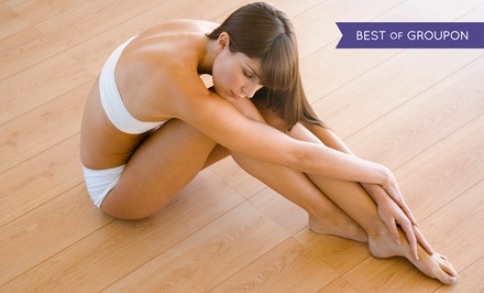 Six Laser Hair-Removal Treatments on Small, Medium or Large Area at Bluebonnet Laser Aesthetics (Up to 81% Off)