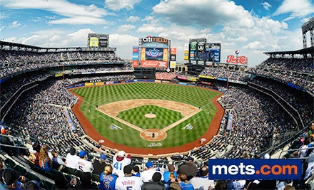 New York Mets Game at Citi Field on September 27, 28, or 29 (Up to 55% Off). Various Seating Options Available.