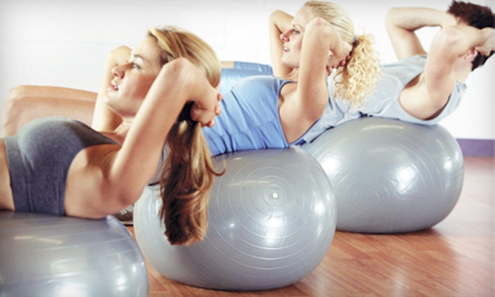 Element Athletic - Mt. Pleasant: 10 or 20 Fitness Classes at Element Athletic (Up to 83% Off)