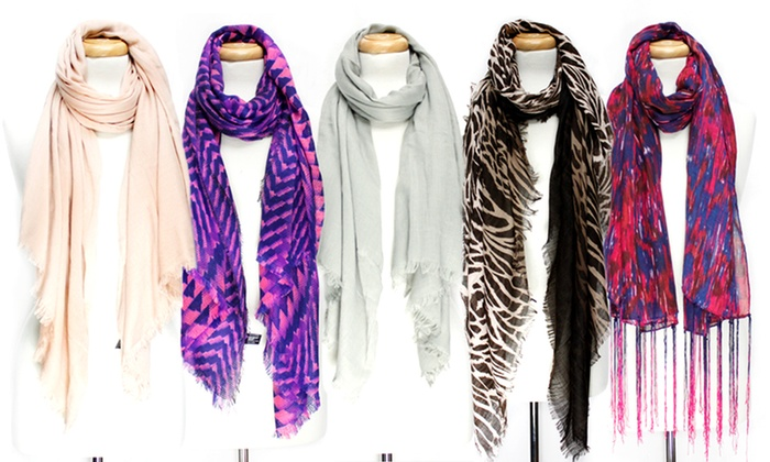 R&J Scarves: R&J Scarves. Multiple Styles Available. Free Shipping and Returns.