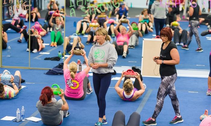 Kaia FIT Petaluma - Petaluma: Five Weeks of Women's Fitness Training and Nutrition, or Six-Week Boot Camp at Kaia FIT Petaluma (Up to 69% Off)