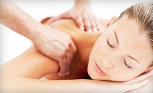 Restful Waters Massage: 60- or 90-Minute Massage at Restful Waters Massage (Up to 52% Off)
