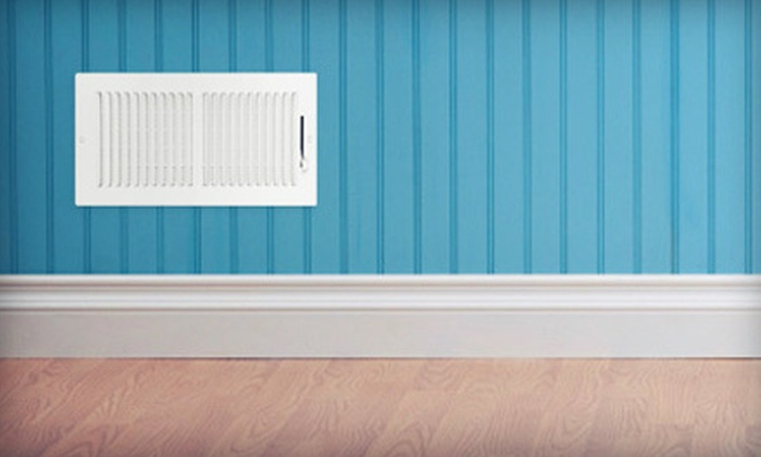 Joshua's Cleaning Service - Blendon Woods: $39 for Air-Duct and Dryer-Vent Cleaning from Joshua's Cleaning Service (Up to $175 Value)