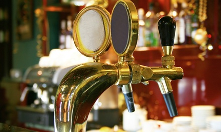 $15 for $30 Worth of Craft Beers and Spirits at The Albatross Pub $15