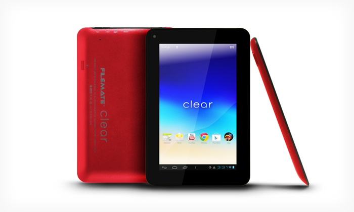 FileMate Clear T720 Tablet