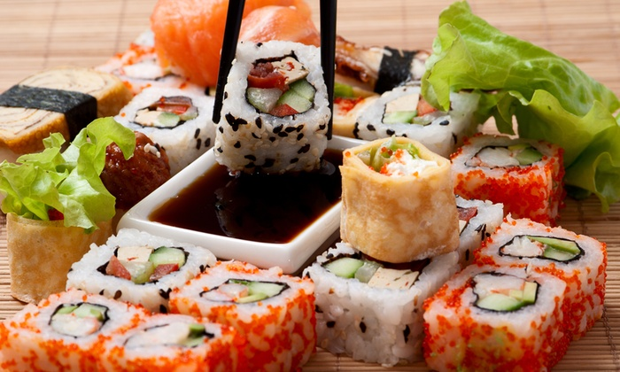 Adega Montana - Pretoria: Best of 2014: Sushi Platter From R150 at Adega Montana (Up To 53% Off)