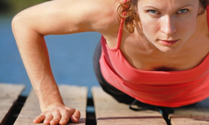 Poston's Fitness for Life - Dunkirk: $59 for One Month of P.A.C.E. Boot-Camp Classes at Poston's Fitness for Life ($199 Value)