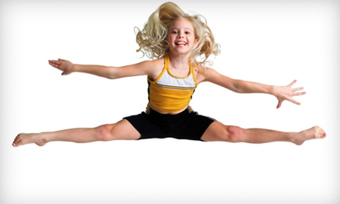 Barefoot n Motion Dance Academy of Decatur - North Decatur: One-Week Dance Camp with T-Shirt for Kids Aged 3–11 or 12–15 at Barefoot n Motion Dance Academy of Decatur (Half Off)