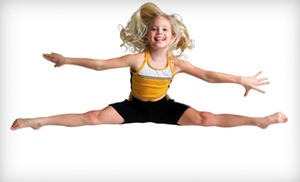 One-week Dance Camp With T-shirt For Kids Aged 3��11 Or 12��15 At Barefoot N Motion Dance Academy Of Decatur (half Off)