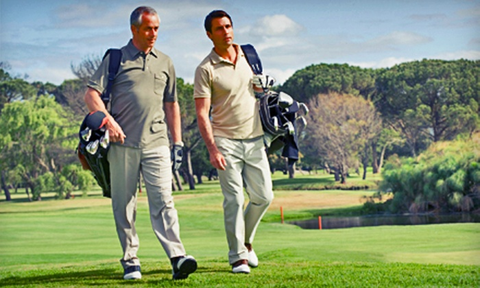 Outback Golf Academy - Western Skies Golf Club: Playing Lesson, Group Clinic, or Private Lesson at Outback Golf Academy (Up to 76% Off). Six Options Available.