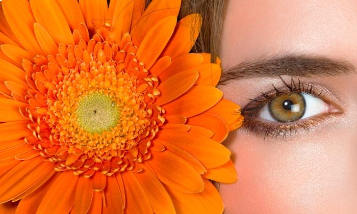 Lash-Angeles - Tarzana: Full Set of Mink or Silk Eyelash Extensions at Lash-Angeles (Up to 58% Off)
