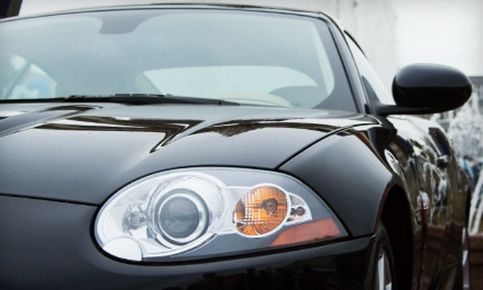 Curbside Mobile Detailing - Santee: Full Mobile Detailing with Headlight Restoration for a Car, Truck, or SUV from Curbside Mobile Detailing (Up to 55% Off)