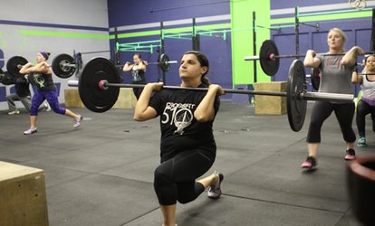 image for 5 CrossFit Classes at 510 CrossFit (61%  Off)