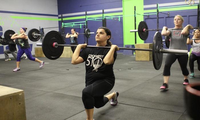510 CrossFit - Hilltop Bayview: 5 CrossFit Classes at 510 CrossFit (61%  Off)