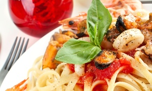 Enzo's: Italian Dinner for Two or Four or Lunch at Enzo's (Up to 50% Off)