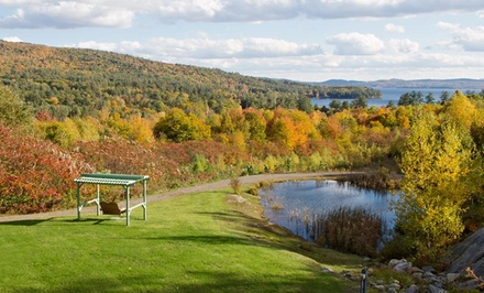 2-Night Stay with Choice of Romance or Pet Package at Coppertoppe Inn and Retreat Center in Hebron, NH