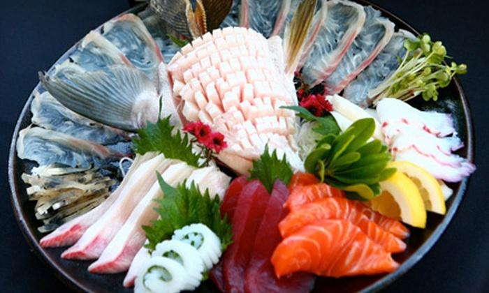 Wonderful Sushi Hillcrest - Hillcrest: $15 for $30 Worth of Maki Rolls, Nigiri, and Sashimi at Wonderful Sushi