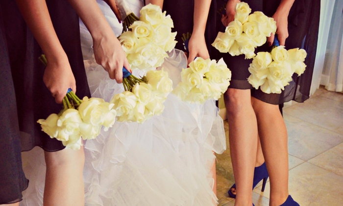 Moments In Time Photography - San Antonio: Two- or Three-Hour Wedding-Day Photo-Shoot Package from Moments In Time Photography (Up to 69% Off)