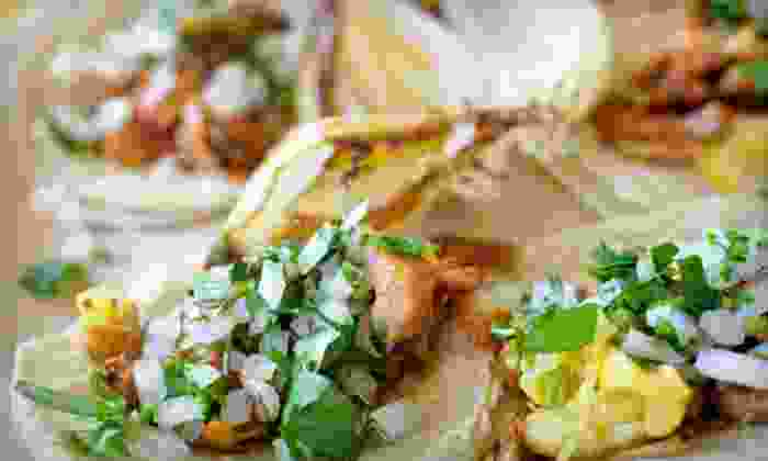 La Parada - Indianapolis: Mexican Food for Tables of Two or Four at La Parada (Half Off)