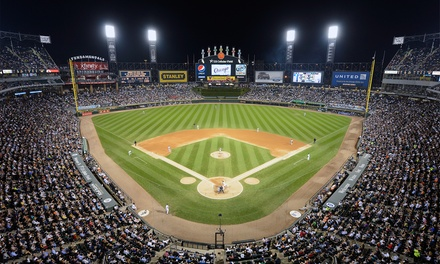 Chicago White Sox Game and Pre-Game Patio Party at U.S. Cellular Field (Up to 40% Off). 9 Dates and 2 Seating Options.