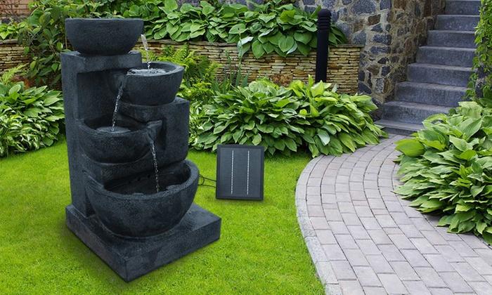 Bon Solar Powered Fountain ...
