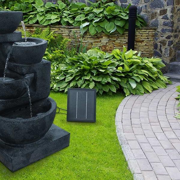 Solar Ed Fountain Groupon