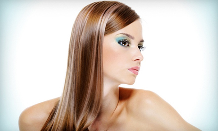 La Bella Salon - La Bella Salon: $84 for a Brazilian Blowout at La Bella Salon ($350 Value)