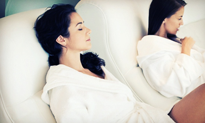 J Salon & Spa - Deerfield: Salon and Spa Services at J Salon & Spa (Up to 63% Off). Three Options Available.