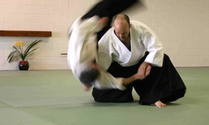 Aikido Centers of New Jersey: One or Three Months of Unlimited Aikido Classes with Registration Fee at Aikido Centers of New Jersey (Up to 81% Off)