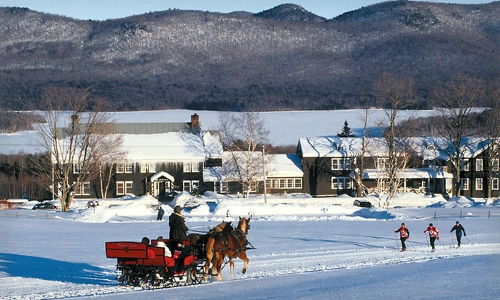 null - Boston: Stay for Up to Fourwith Breakfast and $50 Killington Credit at The Mountain Top Inn & Resort in Chittenden, VT