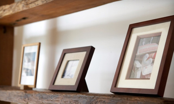 Custom And Diy Framing Framers Workshop Groupon