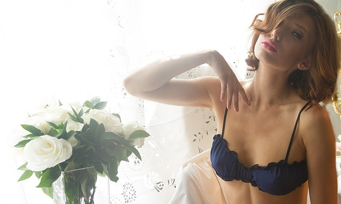 Shoot Me Sexy NYC - New York City: Boudoir Photography with Styling and Prints for One or Two from Shoot Me Sexy NYC (Up to 65% Off)