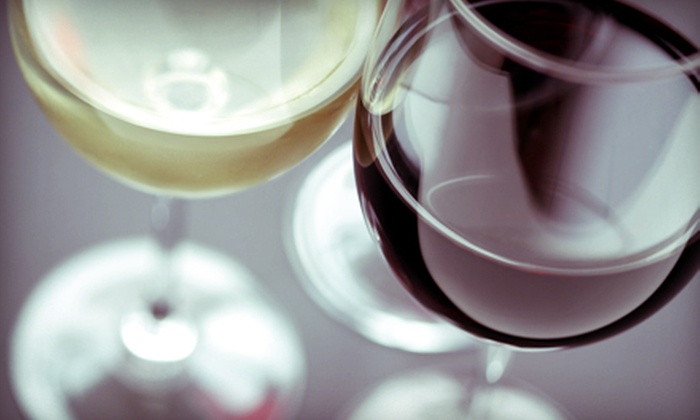 Sarasota Fine Wine & Tastings - Multiple Locations: Wine Seminar for One or Two or a Set of Four Riedel Wine Glasses from Sarasota Fine Wine & Tastings (Up to 58% Off)