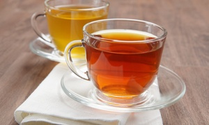 Infusion Tea: Afternoon Tea for Two or Four with Pastries and Gelato at Infusion Tea (Up 43% to  Off)